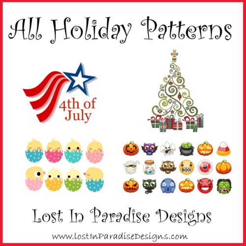 ALL HOLIDAY PATTERNS