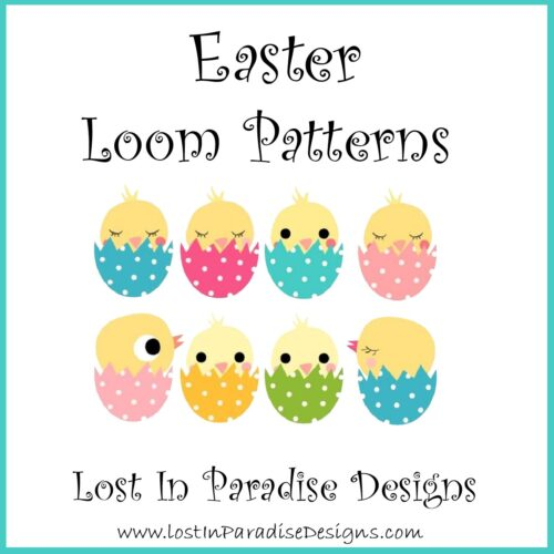 EASTER PATTERNS LOOM