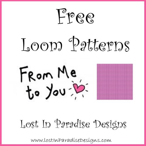 FREE PATTERNS BEAD LOOM