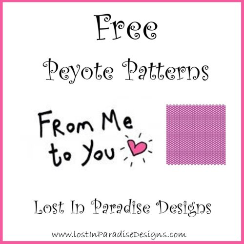 FREE PATTERNS PEYOTE